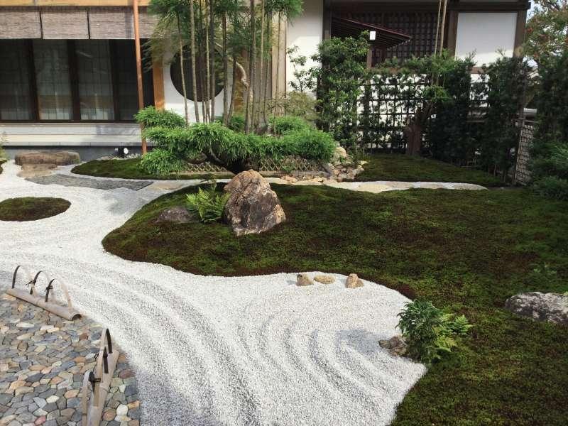 Hase-Dera Temple: Dry Landscape Garden