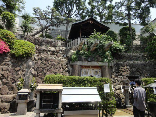 Tamade-no-Taki at Kiyomizu Temple