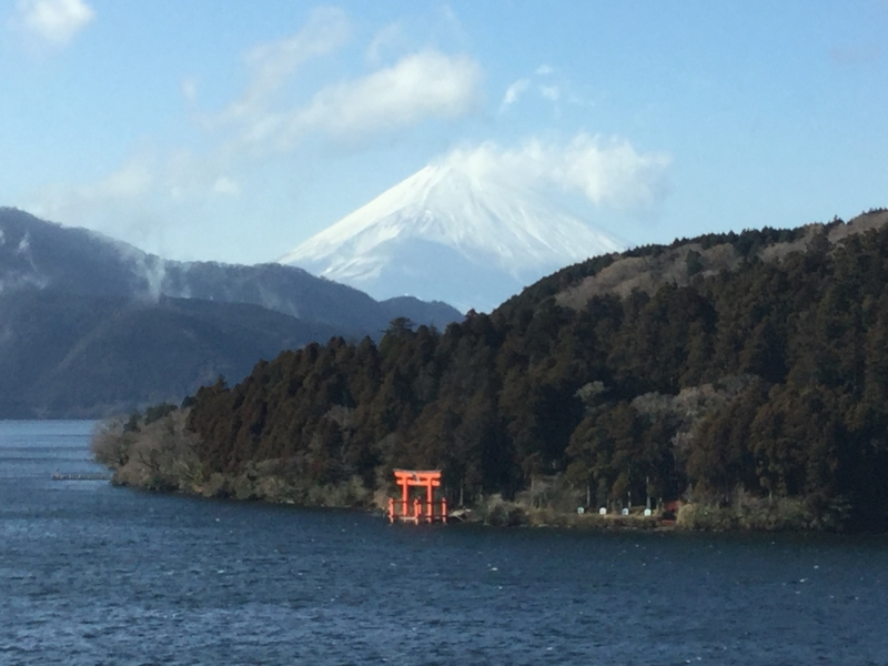 Special#2.  Narukawa Art Museum (Observatory of Mt. Fuji with Lake Ashi)