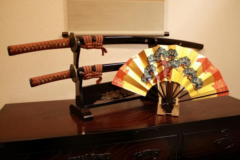 Samurai Kembu Performance in Kyoto   - Evening -