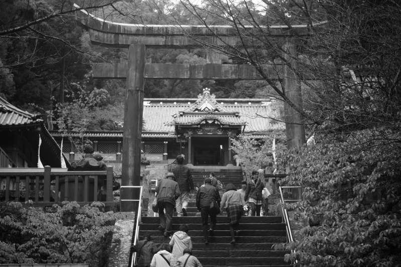 Precint of Kunozan Toshogu Shrine