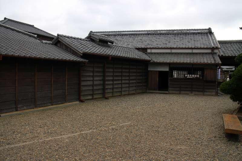 Old house of Inoh Tadataka, the famous land surveyor in Edo era