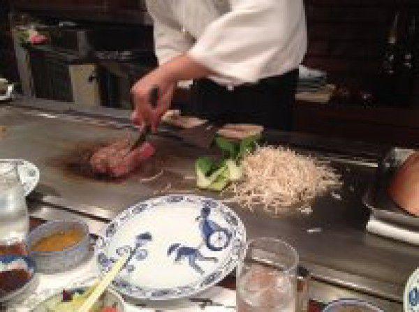 Carne de Kobe.. muy tierna, y podemos comerlo a la plancha... ay tengo hambre !!