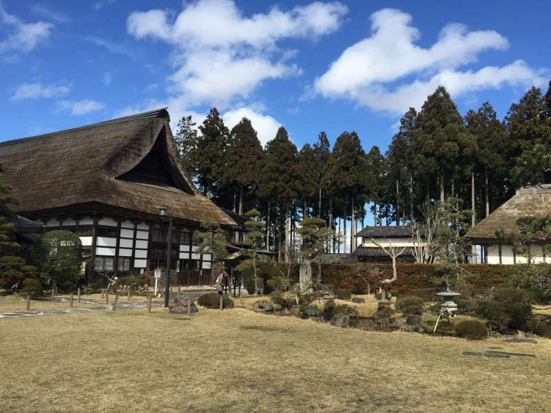 Sado Island: The magic of winter - Day 2