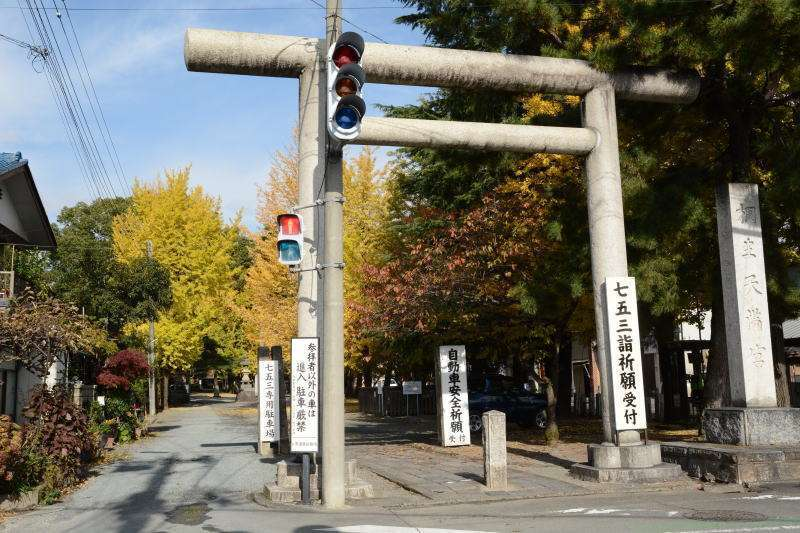 Good old town of historical structures, Kiryu Gunma Prefecture