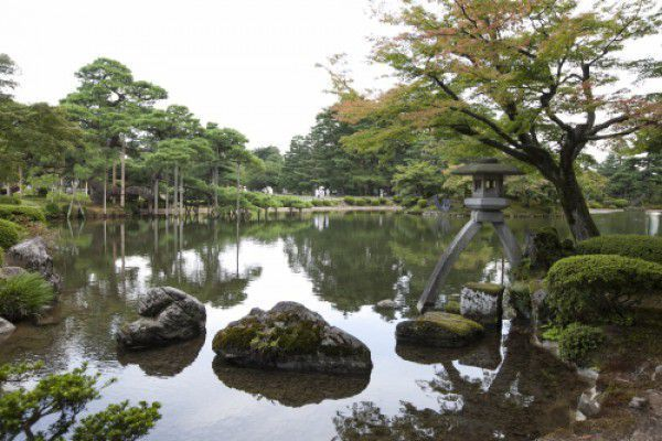Must-see Spots in Kanazawa