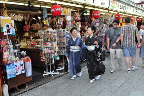 10 Ideal Places to Shop in Tokyo
