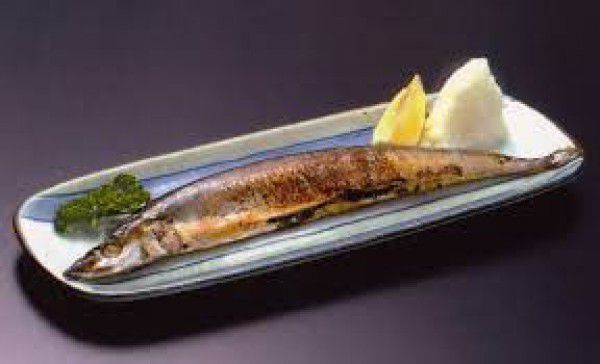 """Samma"" fish is autumn- sword- fish"