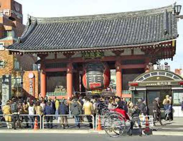 Less crowded,more enjoyble in February for visitors to Tokyo