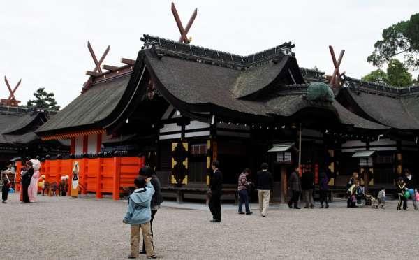 Top Nine TripAdvisor Attractions in Osaka