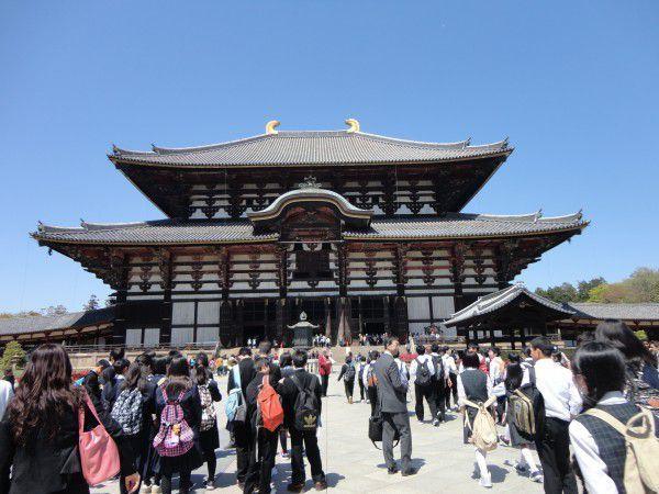 Daibutsuden at Todaiji Temple