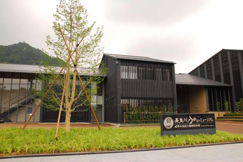 Nagaragawa River Ukai Museum. You can learn anything about cormorant fishing 'Ukai'.