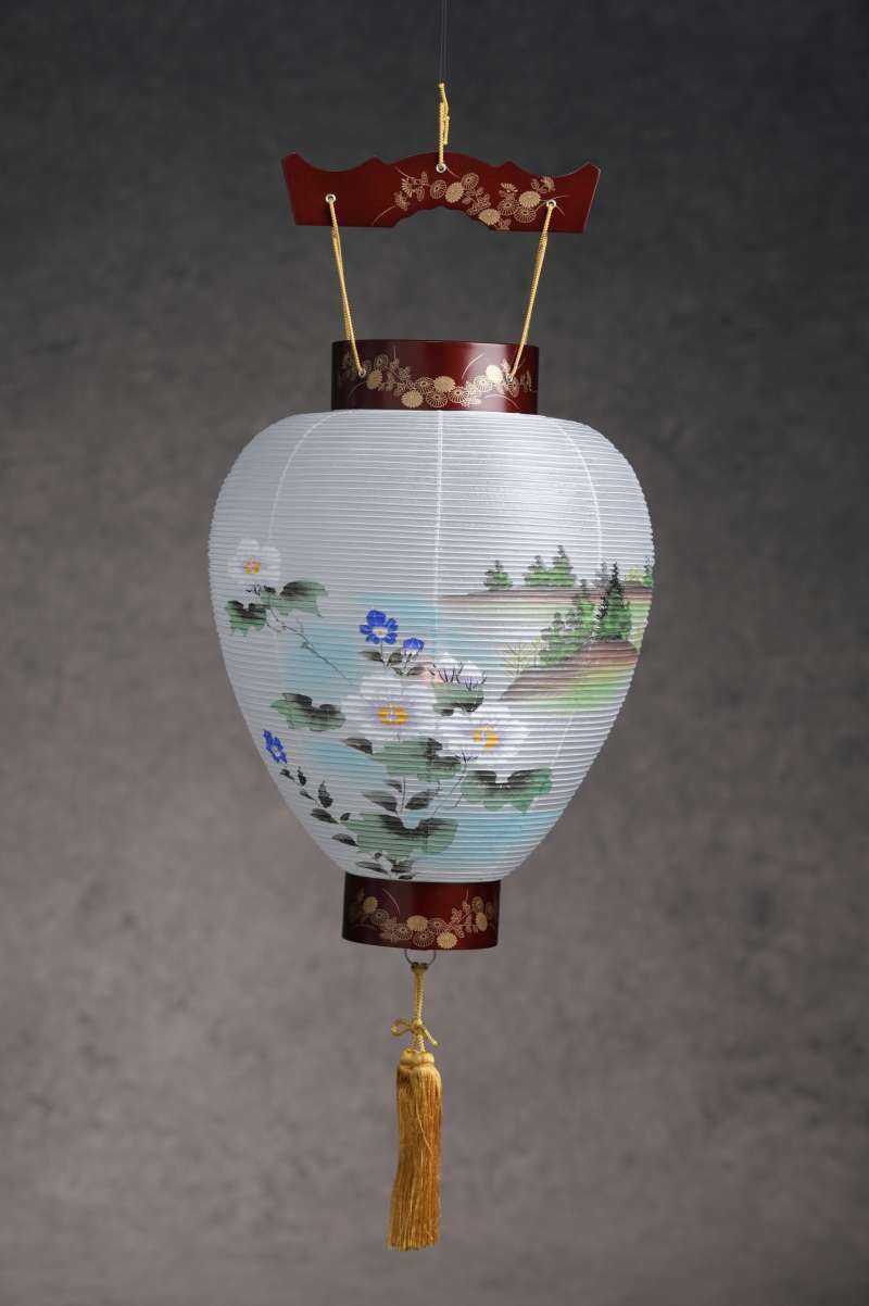 Handcrafted Japanese paper lanterns are a Gifu specialty.