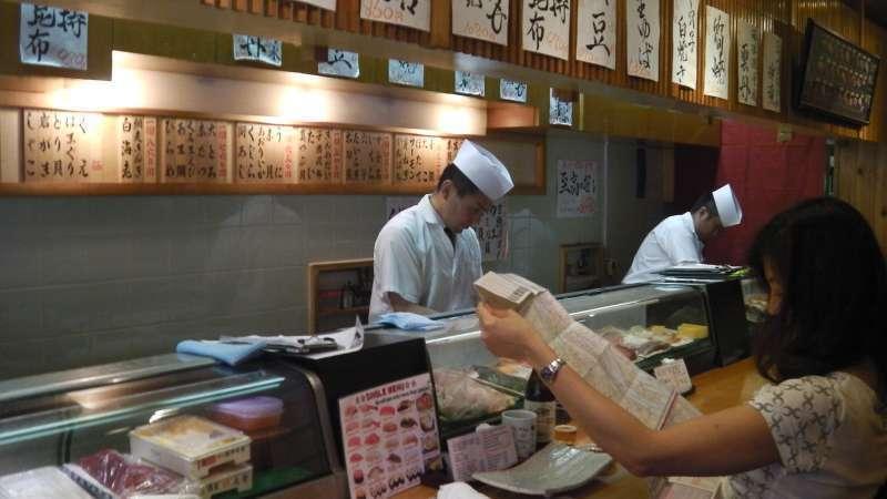S1. Tsukiji Fish Market (Outer Market)