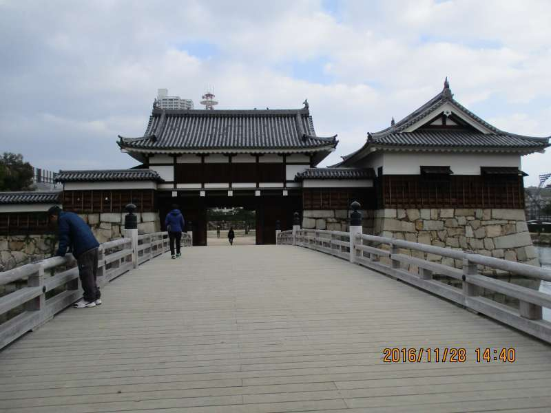 Omote gomon Gate