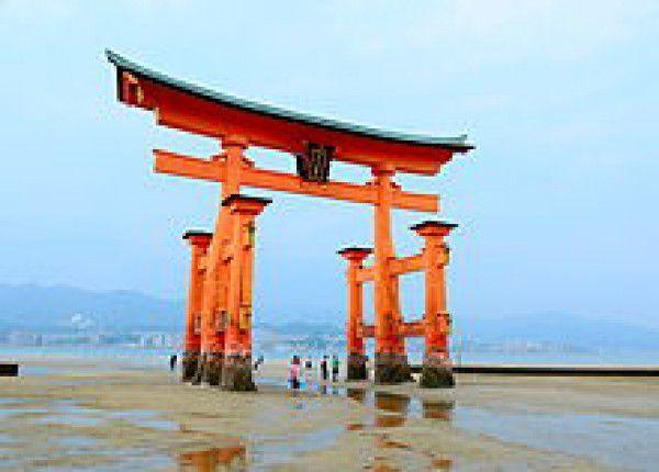 Itsukushima Shrine (Japanese: 厳島神社 Itsukushima-jinja) is a Shinto shrine on the island of Itsukushima (popularly known as Miyajima), best known for its