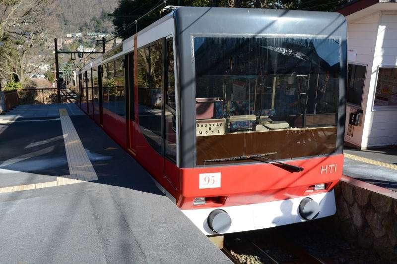Cable car : To Gora.