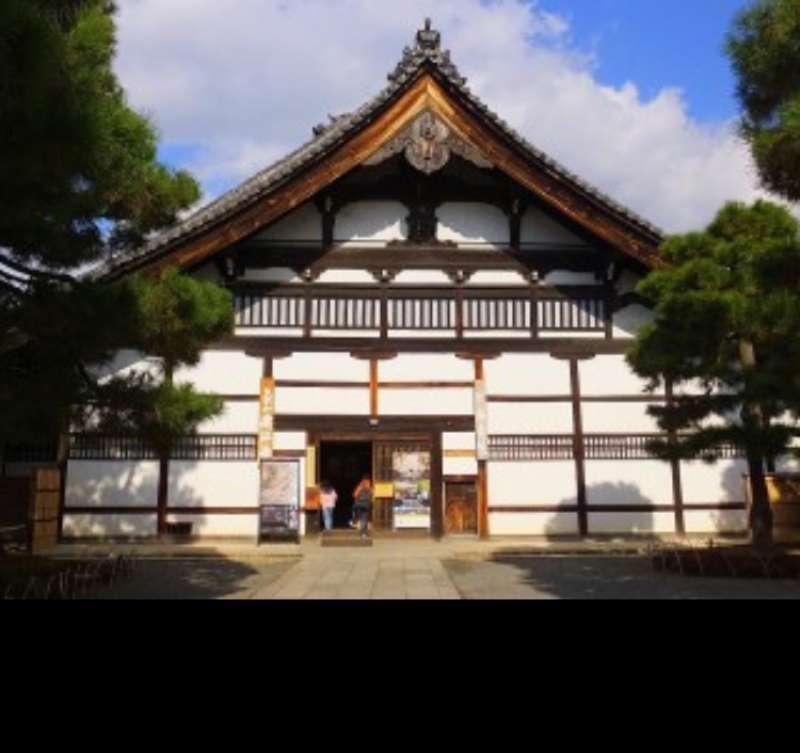 Kenninji temple, the oldest Zen temple in Japan
