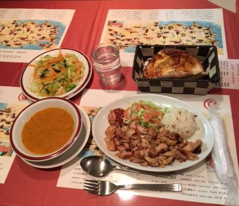 Halal Lunch