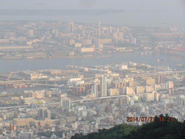 Kobe Portpia Island