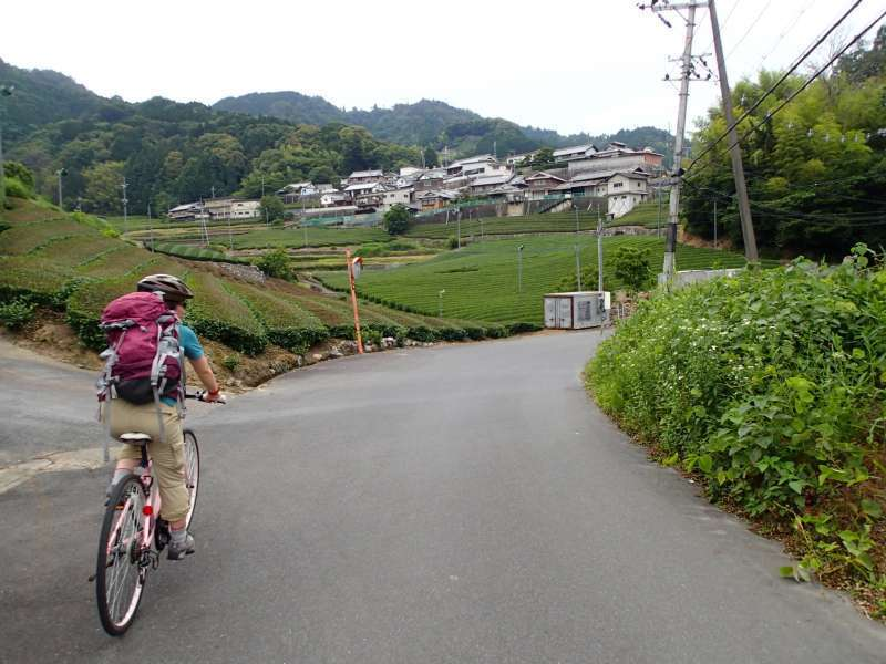 Cycling in the village is also possible with an extra rental cost of 1,000 yen
