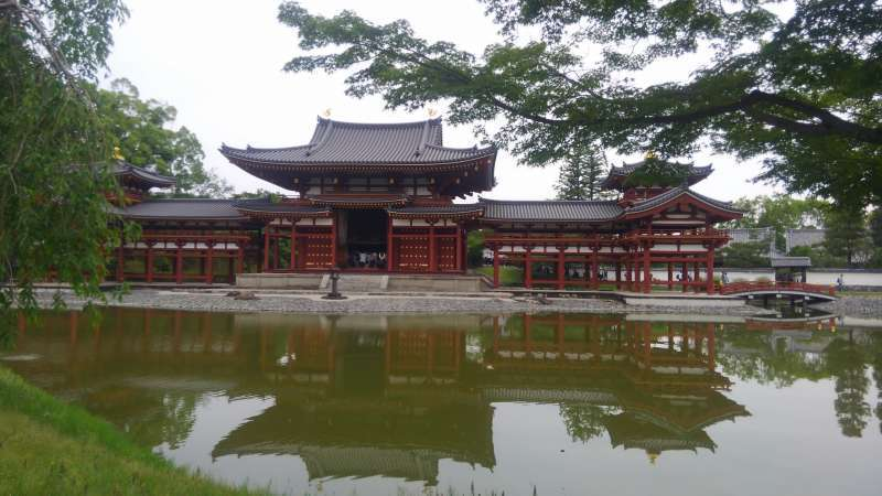 Uji Byodoin , UNESCO World heritage site