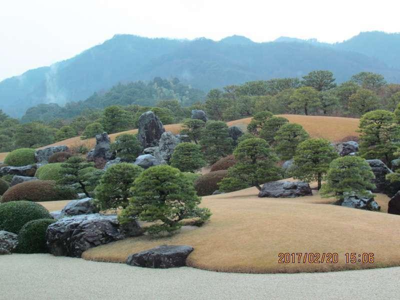 The Garden of Adachi Museum