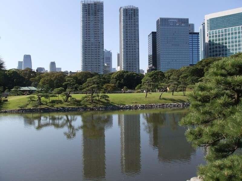 Hamarigyu Japanese Garden