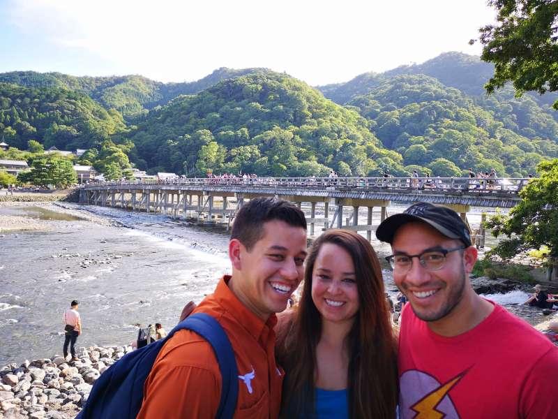Kyoto Westside Story : Walk Samurai Roads with History Guide