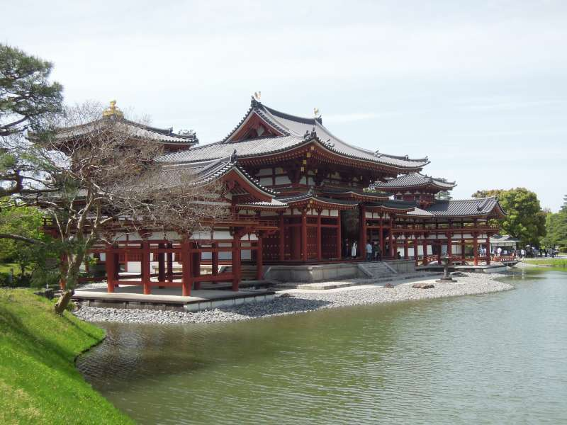 Phoenix Hall of Byodo-in Temple