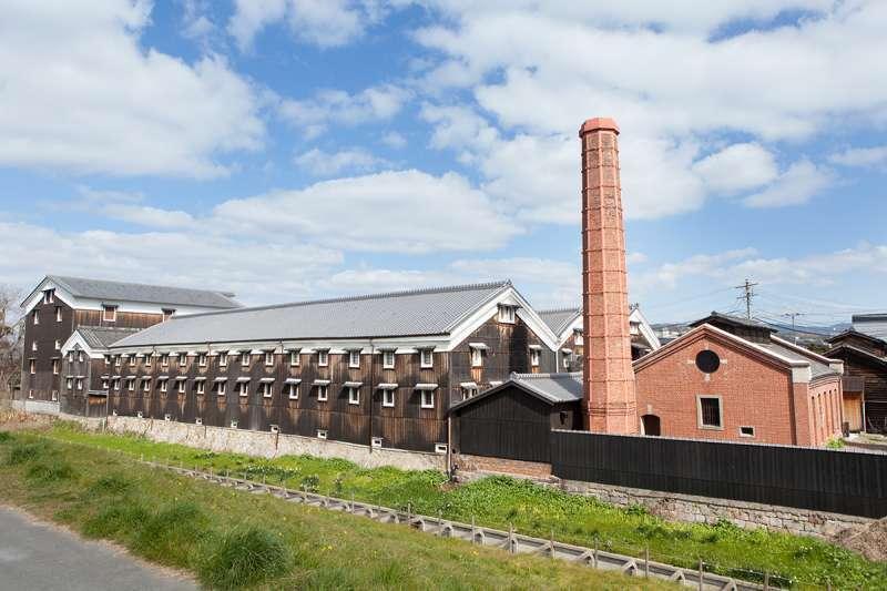Matsumoto Sake Brewery in Fushimi