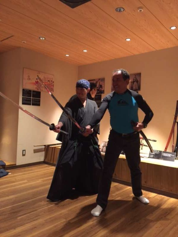 Samurai Museum is fun to know the history of samurai warriors in the medieval time and Civil War.