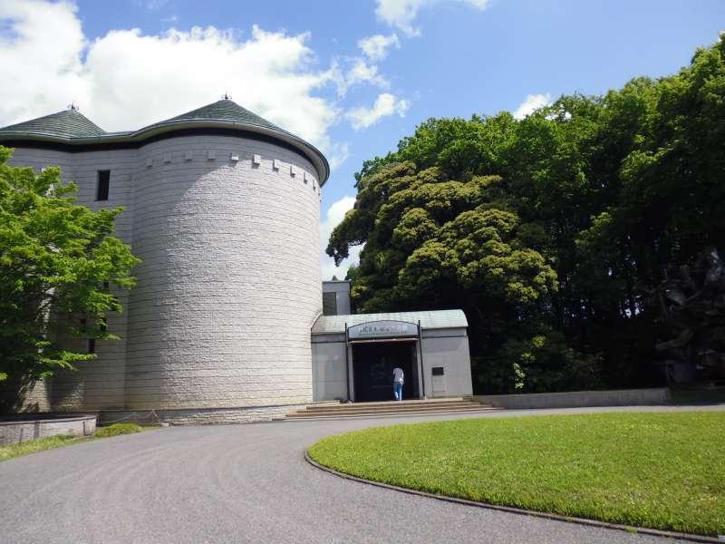 Kawamura Art Museum(optional one)