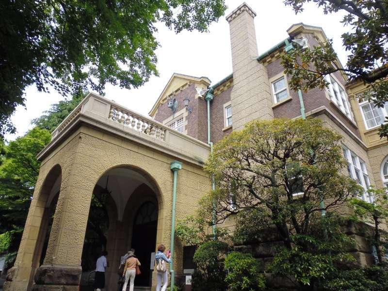 Hatoyama Kaikan: the former Hatoyama family's residence