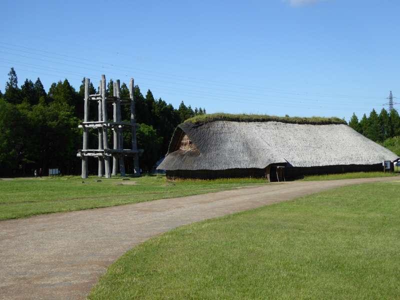 Site archéologique de Sannai Maruyama