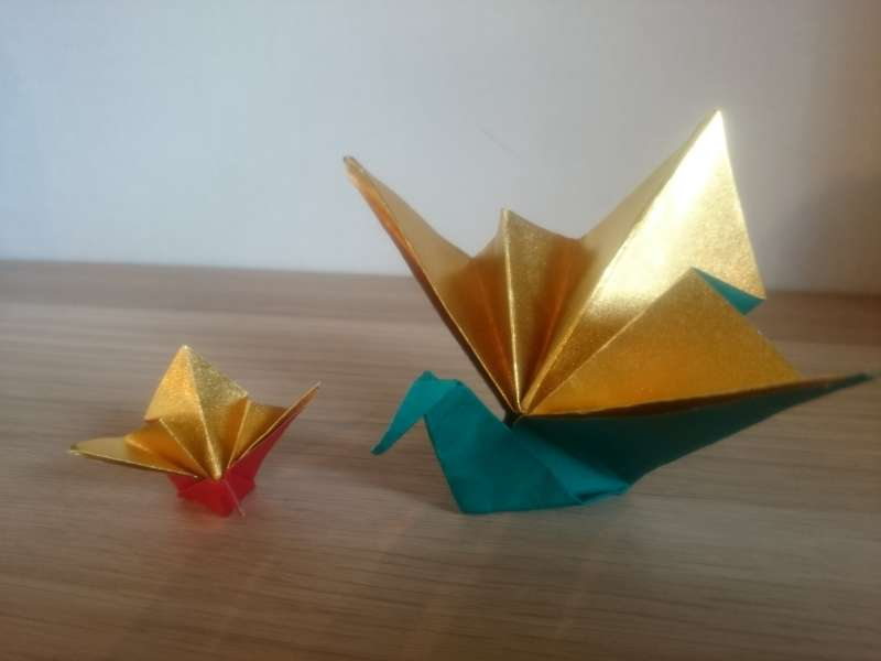 Japanese Culture Experience-Origami Lesson (1.5 hours)