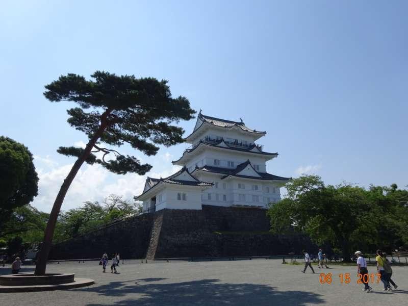 Samurai Castle & Hanga(wood print) experience