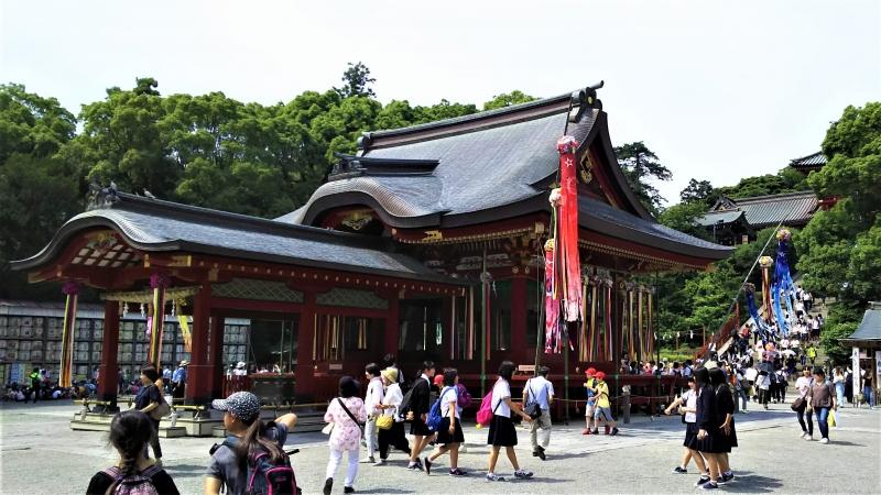 Tsurugaoka Hachimangu sgrine