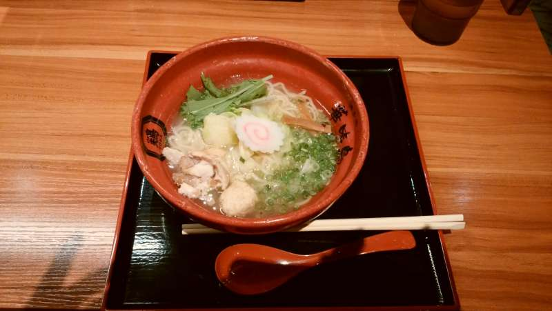A traditional bowl of ramen loved by any Japanese