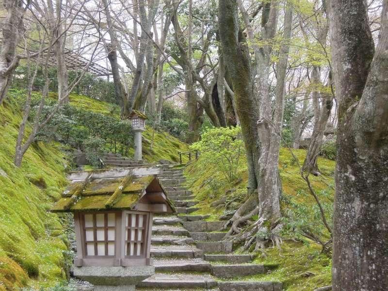 Jojako-ji Temple, Arashiyama