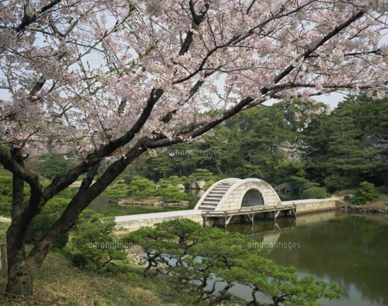 Hiroshima Peace  Park and Shukkeien Japanese style garden