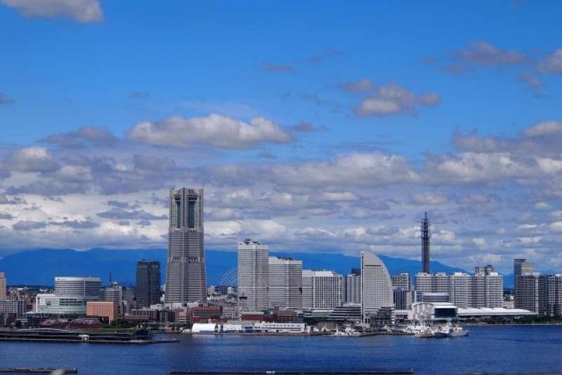 Yokohama, Dawn of Japan