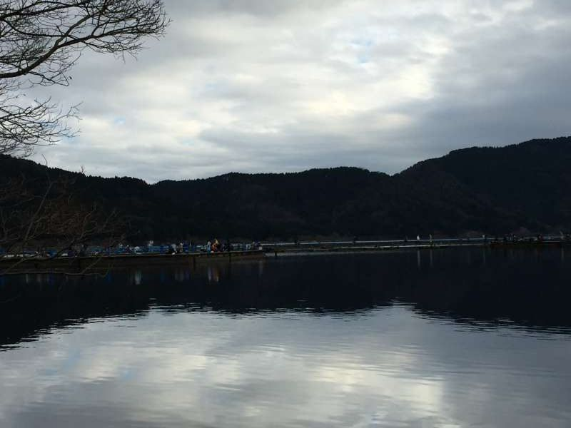 [Dec.] Lake Yogo in Early Winter (2 of 2)
