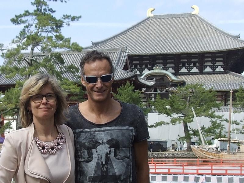 Todaiji Temple, Nara city, Nara