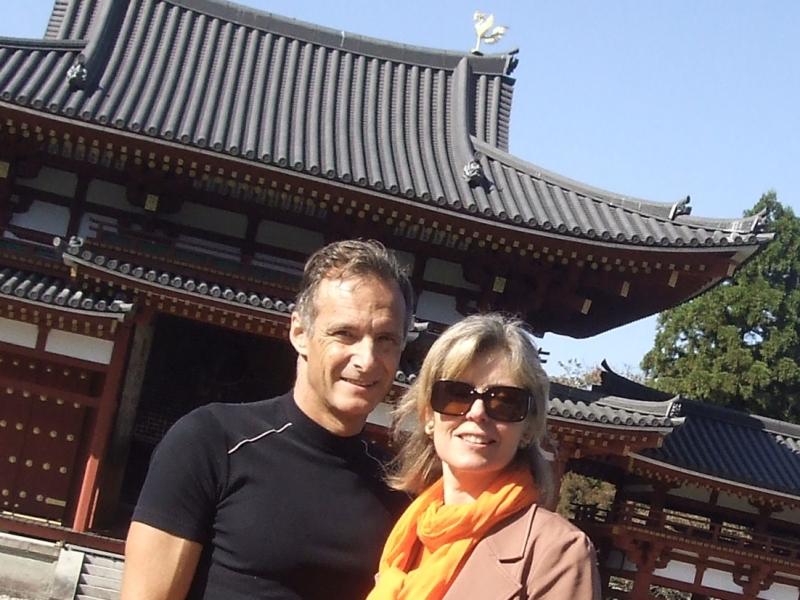 Byodoin Temple, Uji city, Uji