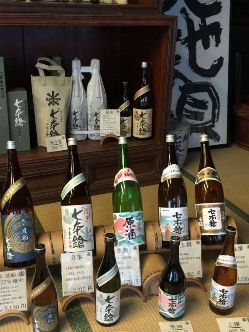 [Dec.] Local Japanese Rice Wine of Kinomoto