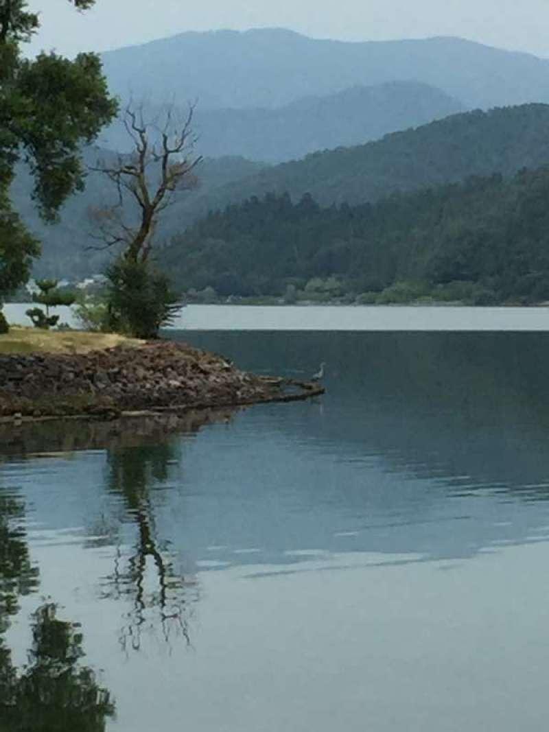 [Sep.] Mirror Lake Yogo in Autumn