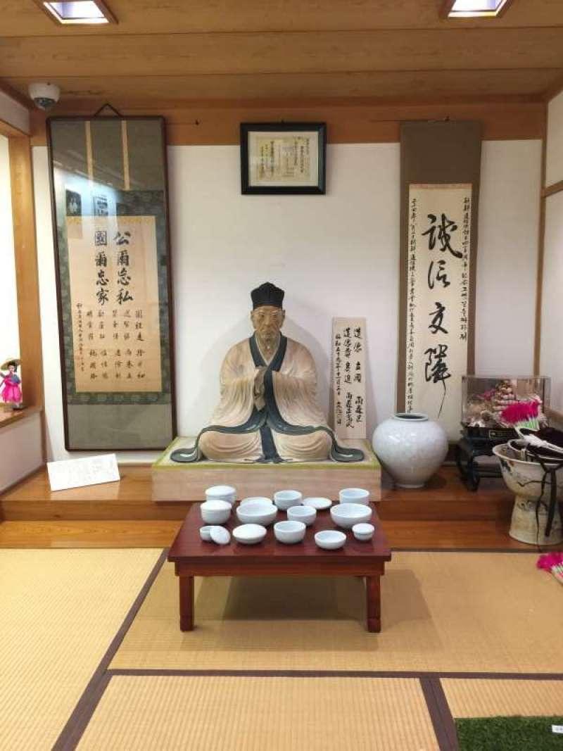 [May] The East Asian Cultural Exchange House (Hoshu Amenomori (雨森報酬) Seminar House) (3 of 3)