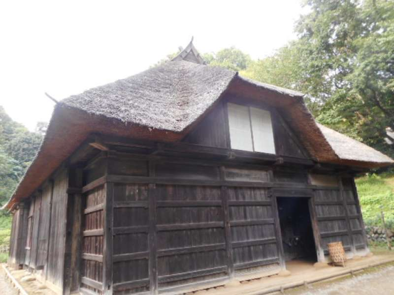 A farmhouse from Yamagata in the Tohoku Region
