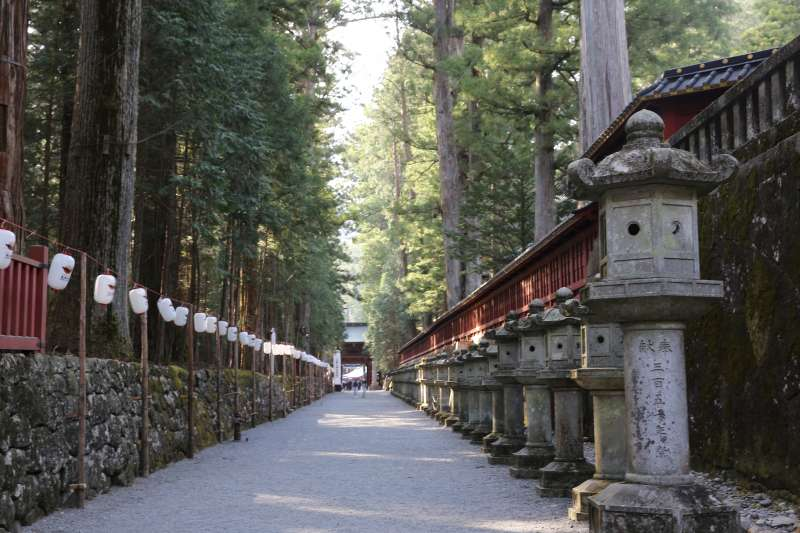 Nikko World-Heritage Site in One Day using Train from Tokyo